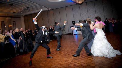 Fun Wedding Music Toronto DJ